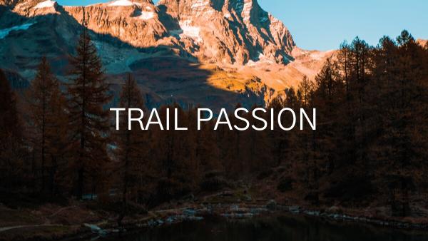 cadeau trail passion