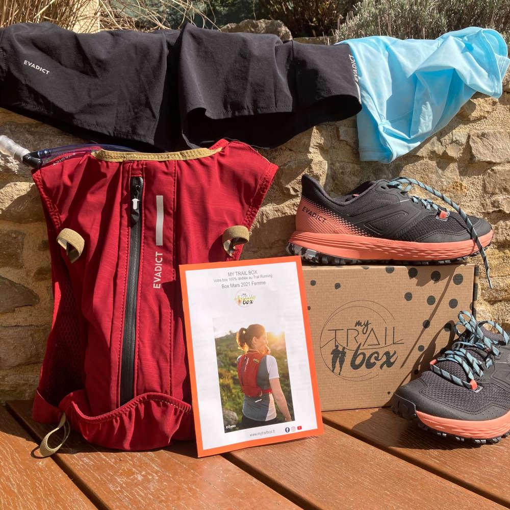 Box Trail running janvier 2021