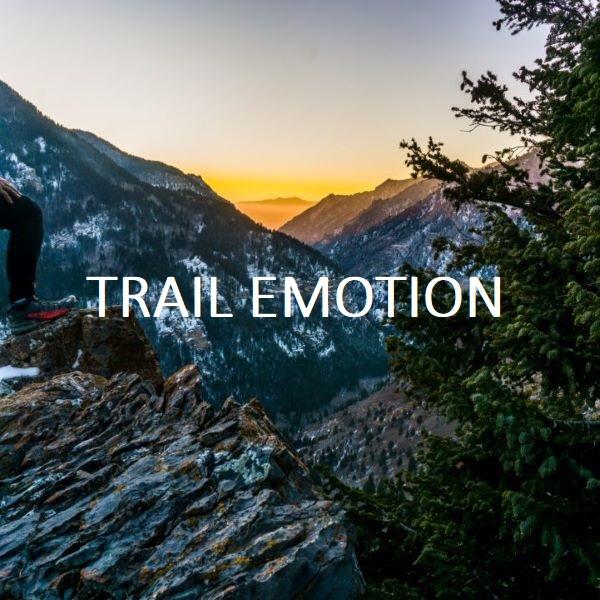 Box trail running emotion
