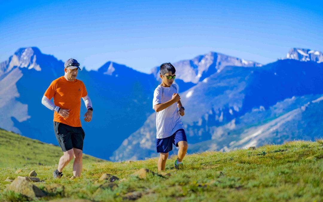 8 conseils pour concilier entraînement trail et vie familiale
